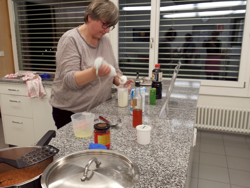 Suppen kochkurs vom landfrauenverein lohn for Koch 1 lehrjahr lohn
